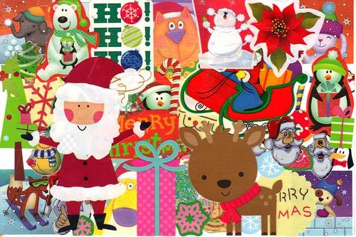 Christmas Sticker pc