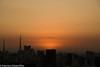 Sunset in Sao Paulo (@patarafilho Acesso ao Instagram) Tags: brasil br sao paulo sp edificioitalia pordosol sunset