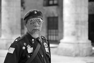 Portrait in Havana.