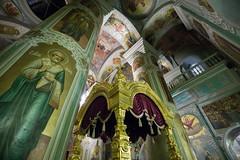 The Orthodox Annunciation Cathedral, Kazan Kremlin (jussitoivanen) Tags: church orthodoxcathedral cathedral canon canon6d architecture arkkitehtuuri architectur kazan arkitektur