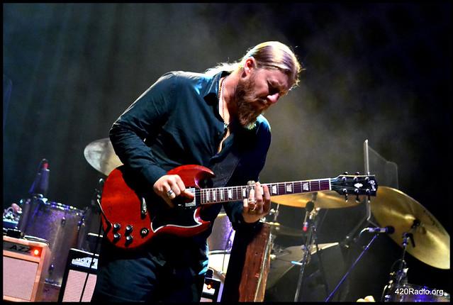 Tedeschi Trucks Band - Paramount - Seattle, WA - 11/4/17