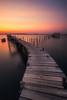Zen #2 (billbaroud87) Tags: portugal sunset sky clouds boat water