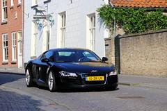 2007 Audi R8 Quattro (Dirk A.) Tags: 10zrlk sidecode6 2007 audi r8 quattro