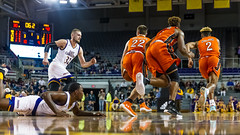 ECU Basketball '17 (R24KBerg Photos) Tags: ecu eastcarolina eastcarolinauniversity eastcarolinapirates ecupirates greenvillenc mingescoliseum ncaa aac americanathleticconference campbell camels basketball canon sports 2017 northcarolina action college collegesports hoops williamsarena