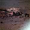 Red Rocks on Brown Sand (sjrankin) Tags: 7december2017 edited nasa mars opportunity colorized bands257 rocks sand endeavourcrater rgb