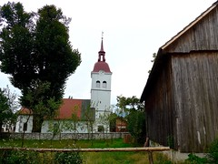 Church in Cerknica, Slovenia (ali eminov) Tags: cerknica slovenia architecture buildings churches