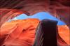 Rattlesnake Canyon (jeanny mueller) Tags: usa southwest arizona antelopecanyon slotcanyon sandstone stone landscape