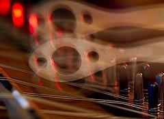 Hammered Dulcimer HMM (johnsinclair8888) Tags: macromondays johndavis nikon 105mm memberchoicemusicalinstruments macro dulcimer music motion dof bokeh