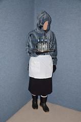 Warm clothed slave waitress (Warm Clothes Fetish) Tags: slave warm torture girl sweat fleece coat boots anorak hot winter niqab hijab burka chador maid fur hat
