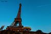 Torre Eiffel (Daniele Kolac) Tags: torreeiffel torre parigi paris bellezzedelmondo visitareparigi parco bellezzefrancesi bellezzediparigi francia scie scienelcielo sciecontorreeiffel