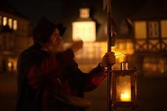 The Night Watchman (Stefan Zwi.) Tags: nightwatchman nachtwächter wernigerode harz flickrmeeting flickrtreffen