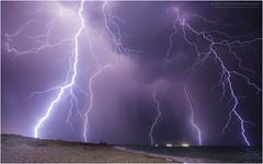 Coogee lightning (beninfreo) Tags: lightning storm woodmanpoint ammojetty coogeebeach fremantle westernaustralia canon 5d3 australia thunderstorm thunder