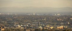 Bolton Panorama (Nigel Valentine) Tags: bolton belmont manchester stretford mufc old trafford landscape