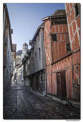 Troyes - rue Vauluisant (Maryline ROHER) Tags: troyes aube vauluisant