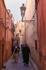 In the residential area of Bab Debbagh (Hector16) Tags: africa october morocco lavilladesorangers unescoworldheritagesite المَغرِب northafrica مراكش berber marrakech kingdomofmorocco marrakesh marrakeshtensiftelhaouz ma