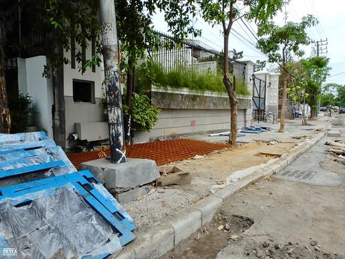 Pembangunan Drainase dan Jalur Pedestrian - Jalan Prof. Dr. Mustopo (Sisi Utara) (2)