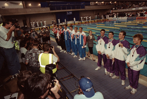 031 Swimming EM 1993 Sheffield