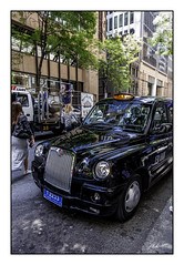 U.K. Style Taxi (TOXTETH L8) Tags: london taxis sydney nsw australia sedans lon