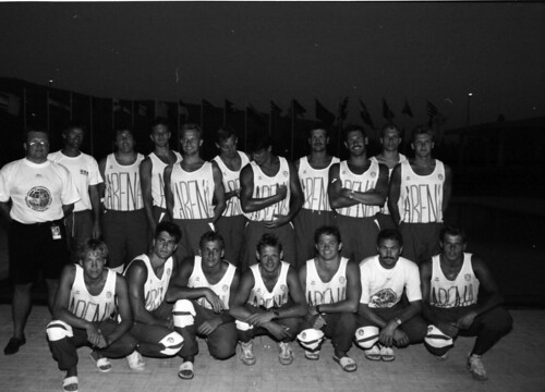 117 Waterpolo EM 1991 Athens