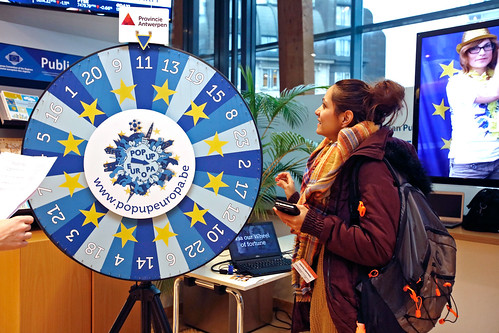EuroPCom 2017 - Exhibition and Drawnalism
