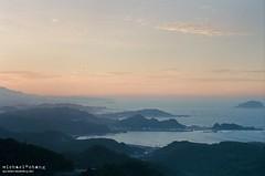 欲窮千里目,更上一層樓。 ([M!chael]) Tags: nikon f3hp nikkor 5014 ai kodak 500t 5219 film sea manual moviefilm motionpicturemoviefilm