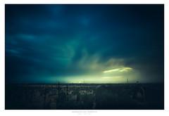 Night Approaching (AmBasteir) Tags: sunset sky morocco nightshot longexposure marrakesh sigma nikond810