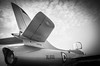 LONDON AIRSHOW 2017 (Dave GRR) Tags: jet fighter show airshow london ontario canada 2017 black white monochrome olympus omd em1 14150