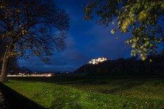 Royal Gardens - 16 Nov 2017 - 01-Edit.jpg (ibriphotos) Tags: stirling nightphotography royalgardens night longexposure framed stirlingcastle