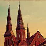 Brockville Ontario - Canada - FIRST PRESBYTERIAN CHURCH  1879 - Heritage thumbnail