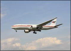 A6-ALN Boeing 777-2AN(ER) Abu Dhabi Amiri Flight (elevationair ✈) Tags: london heathrow londonheathrow lhr egll airport airliners airlines avgeek aviation airplane plane aircraft arrival landing vip vvip abudhabiamiriflight sultan sultan4 boeing 777 772 boeing7772aner tripler tripleseven triple7 t7 a6aln