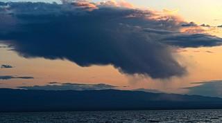 Storm over Durgin Lake Western Mongolia DSC_6076