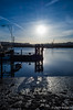 Strood Pier (daveseargeant) Tags: strood sunrise leica x typ 113 rochester medway kent pier