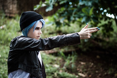 Isa, Chloe Price - Life is Strange (Diego Henrique Rodrigues) Tags: life is strange lifeisstrange chloe price chloeprice cosplay chloecosplay chloepricecosplay girl bluehair blue