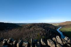 Winter sun over Symmonds Yat and Wye valley (glenmcdonald81) Tags: