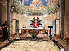 17 - Szentmise a Nemzetek templomában / Svätá omša v Bazilike Agónie