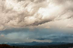 first storm (andreasbrink) Tags: autumn italy landscape monterosa mountains taino clouds fccautumn