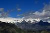 Val d'Aosta . Valle di Saint Barthlemy: Col Chaleby, il gruppo del Monte Rosa (mariagraziaschiapparelli) Tags: montagna mountain valdaosta valledisaintbarthlemy colchaleby allegrisinasceosidiventa escursionismo camminata colle estate