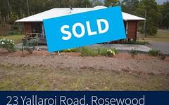 23 Yallaroi Road, Rosewood NSW