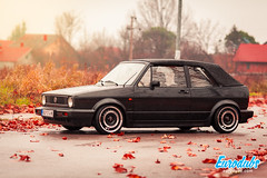 "Marko's Golf MK1 Cabrio • <a style=""font-size:0.8em;"" href=""http://www.flickr.com/photos/54523206@N03/38686380041/"" target=""_blank"">View on Flickr</a>"