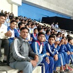20171108 - Visit of Gurukulites to Mankapur indoor Stadium (15)