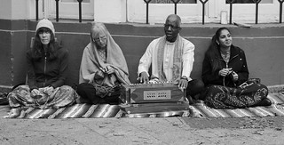 Hare Krishna......  apparently not completely gone. :<)