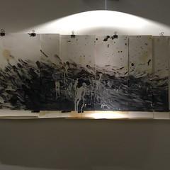 Lineup exhibition @ SZARY Office/ mg (yanomano_) Tags: berlinerkünstler ber we yes fine illustration ausstellung kunstwerke kanzlei lines lineup new mönchengladbach janseibel art kunst fineart oilcolor paper exhibition sicridic ya yanomano szary