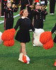 Michaela in action (R.A. Killmer) Tags: black orange beauty bethelpark bethettes football band marching drill field seniorphotos senior portrait