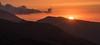 Sunset (GC - Photography) Tags: izaña tenerife islascanarias canaryislands españa spain olympus em5markii gcphotography sunset puestadesol atardecer sol sun nubes clouds naturaleza nature landscape