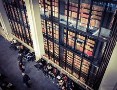 The British Library (Mike Turner) Tags: iphone iphonex britishlibrary thebritishlibrary library nationallibrary kingslibrary georgeiii study studying librarian euston london camden history museum artefacts