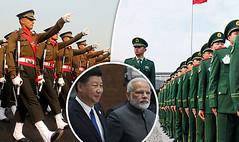 India furious as China move military and place GUNS on disputed border (Biphoo Company) Tags: border china doklamplateau guns india indiafuriousaschinamovemilitaryandplacegunsondisputedborder military worldwar3 xijinping