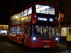 U4ght I wouldn't get this UX? (londonbusexplorer) Tags: metroline west volvo b5lh wrightbus gemini 3 vwh2168 lk16dfe u4 uxbridge hayes prologis park hybrid tfl london buses