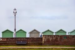 Hove (Acutogirl (Sandra Roberts)) Tags: seafront brighton beachhuts hove