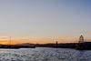 Sortie du port St Tropez (jluclac) Tags: couchédesoleil eau france french merméditerranée paysagemarin seascape sttropez sunset ville water mer sea
