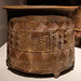 Tripod vessel, 250-300, La Ventilla, Ceramic 11/25/17 #deyoungmuseum #TeotihuacanNow